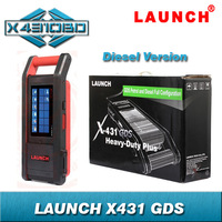 Original LAUNCH X431 GDS Diesel Diagnostic configuration Heavy Duty Diagnosis Online update Multi-functional WIFI X-431 GDS