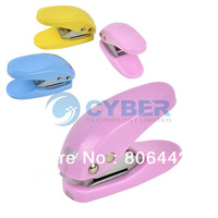 New Mini Paper Punch Punches Intelligent Toy for Kids Free Shipping 8452
