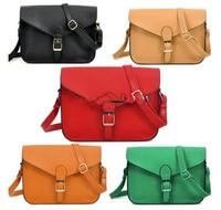 Leisure handbag belt decorated one shoulder Messenger cross bag handbag W2004