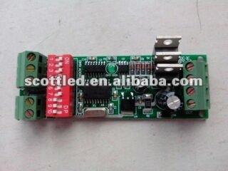 DMX LED controller;dmx decoder& driver