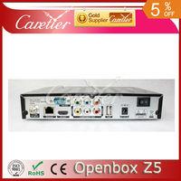 Newest !!!Openbox z5 , Hot sell, 1pcs/lot Free ship Original Openbox X5 high quality !! (1pcs z5)