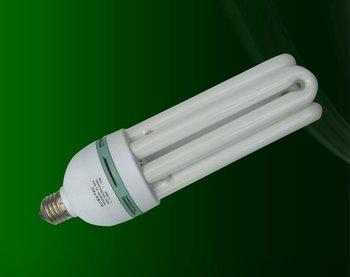 Electronic energy saver lamp U shape white color 4U E40 105w bulbs free shipping