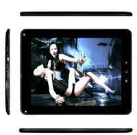 9.7 inch android 4.0 Capacitive Screen 1GB Memory 8GB Hard disk Camera WIFI  A10 CPU tablet pc