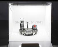 """lot x4 Mini photo Photography studio kit 16"""" x16"""" Portable light softbox MK45"""