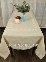"SIZE: 175X400CM (69"" *157"") Linen tablecloth,Big Tablecloth for Dinner"