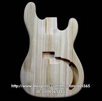 platane wood  electric bass body electric bassr kit kits platane wood   P-BASS style