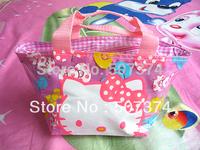 Perfect Cute Hellokitty lunch bag Handbag Girls Handbag#98