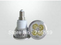 on sales e14  12W 6pcs  CREE High power energy saving ones  LED Spot