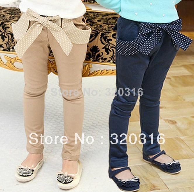 белые брюки для девочек 7 лет