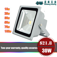 30w led flooding light outdoor flood light advertising lamp Landscape Lighting