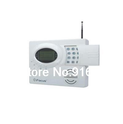Wired/Wireless Compatible Alarm Control Panel ST III(China (Mainland))