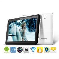 free shipping ICOO D70pro II 7 Inch Android 4.1Tablet PC RK3066 Dual Core 8G DDR3 1G tablet pc