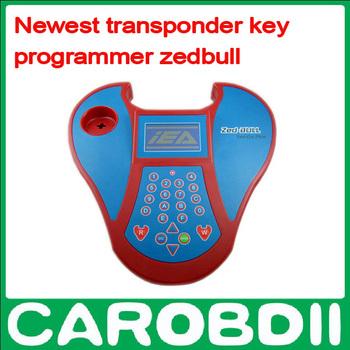 best price ZED-Bull ZEDBULL Transponder Clone Key Programmer Tool+zed bull obd 2 with Free  Shipping