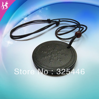 (9 pcs/Lot) quantum science energy pendant by free shipping