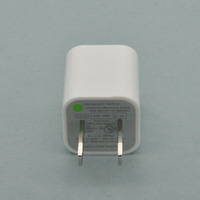 US Mini 2 in1 Travel Kit Home Wall Charger+USB Data Sync Cable for Apple iPhone 4S 4/iPod/Touch Free shipping