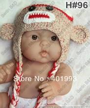 cheap free crochet monkey