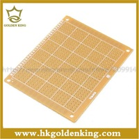 20pcs/lot  Prototype Paper PCB Universal Experiment Matrix Circuit Board 7x9CM  Free Shipping