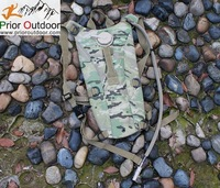 Portable Oxford Camouflage Water Bag For Camping or Hiking Free Shipping BY China Post