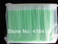 500 pcs - Pointed Clean room  Industrial Foam Swabs Cleaning Swabs Small tip swabs - Alternative to TX750B Cleaning swab