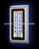 Waterproof metal rfid standalone access control with keypad PY-S600EM