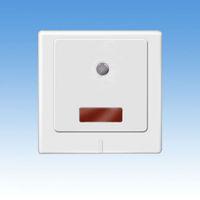 Sensor Operated Toilet Flusher w/ button press ING-9312(DC)