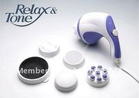 Relax tone MAMBO BODY MASSAGER (110v/220v)   Free shipping