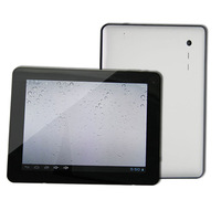 "ultra slim 9.7"" android  tablet PC MID Rockchip 3066 Dual core cpu,  Android 4.0 1G 8G capacitive double camera"