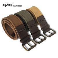 Best Quality Pole Button Belt Cotton/Polyester/PU woven Length 122cm Width 4.2cm Thick 4mm