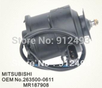 Misubishi Cooling Fan Motor for Misubishi Vehicle MR314718 WHOLESALE AND RETAILS