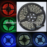 5050 LED  strip light Non-waterproof 14.4W/m 60leds/m free shipping