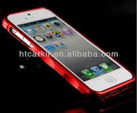 1pcs/lot Free Shipping Self Design iMatch 1st Generation Screwless Aluminum Bumper Case for iPhone 5 5s 5c