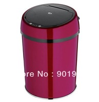 12L Guest room-stainless steel Automatic garbage bin-Touchless garbage bin-sensor garbage bin
