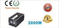 2000W 2000VA PURE SINE WAVE INVERTER (12V 24V DC 220VAC 230VAC 4000W 4KW PEAKING) Door to Door Free Shipping