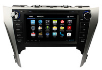 Car DvD GPS PC.  Android 4.0 for Toyota Camry Year 2012  -Code: G008