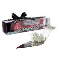 Free Shipping 50box High Heel Wedding Cake Server WJ053