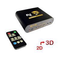 2D to 3D 1080P Full HD Video Converter Box RY V3D