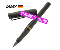 Lamy safari 017 scrub  fountain pen 15 colors brand pens for writing pens ink pen pen mont black