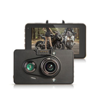 G2W 2013 New Novatek  Blackview 1080P Full HD Car DVR ,built in G-sensor, motion detection. Hongkong post Free shipping