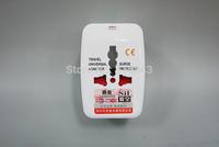 [FREE SHIPPING! ]World Universal AC Power Adapter Plug EU US UK Extension International World Travel Adaptor