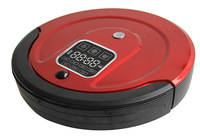 Free to United States! Large Dustbin and Long Working Time LR-350R Wet and Dry Robot Vacuum Cleaner