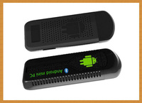 5pcs/lots  UG007II Mini PC Android 4.1 Google TV Dongle Dual Core Cortex A9 1080P Bluetooth RAM 1GB+ROM 8GB+3D