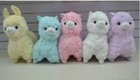 Free shipping! 35cm, Arpakasso amuse super soft plush alpaca, 5 color