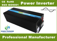 free shipping 6000W Off Grid  Power Inverter Pure Sine Wave (12000w Peak power)  ,one year warrant