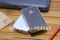 DHL EMS Free Shipping 10pcs/lot 5600mah Portable Battery Power Bank External Backup Power For samsung iphone4 Nokia HTC etc