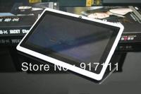 "Freeshipping Gooweel 7"" Allwinner A13 Q88 tablet pc android 4.1 1.2GHz RAM DDR3 512MB ROM 4GB"