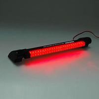 24 LED Car Rear Third Brake Stop Tail Light Lamp Red 12V