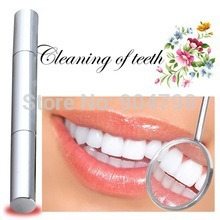 1 PCS Teeth Whitening Pen Tooth Gel Whitener Bleach Stain Eraser Remove Instant Worldwide FreeShipping