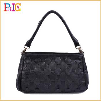 Designer Inspired Shopper Hobo Tote Bag Genuine Leather Purse Satchel Handbag w/Shoulder Strap