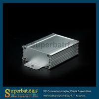 """Aluminum project box -3.14""""*2.39""""*1.02""""(L*W*H)"""