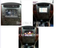 Car Dvd Player for  Toyota Land Cruiser 100
